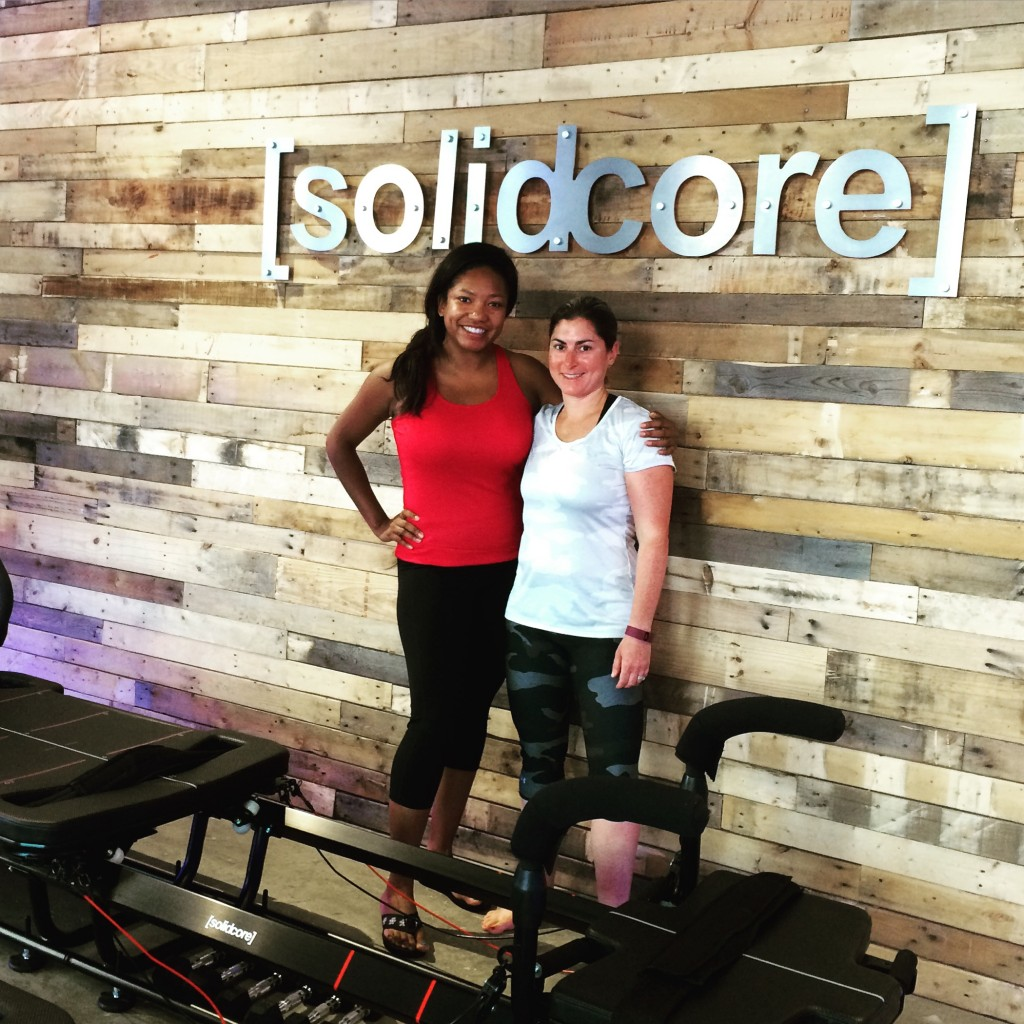 Still Smiling After Surviving Solidcore