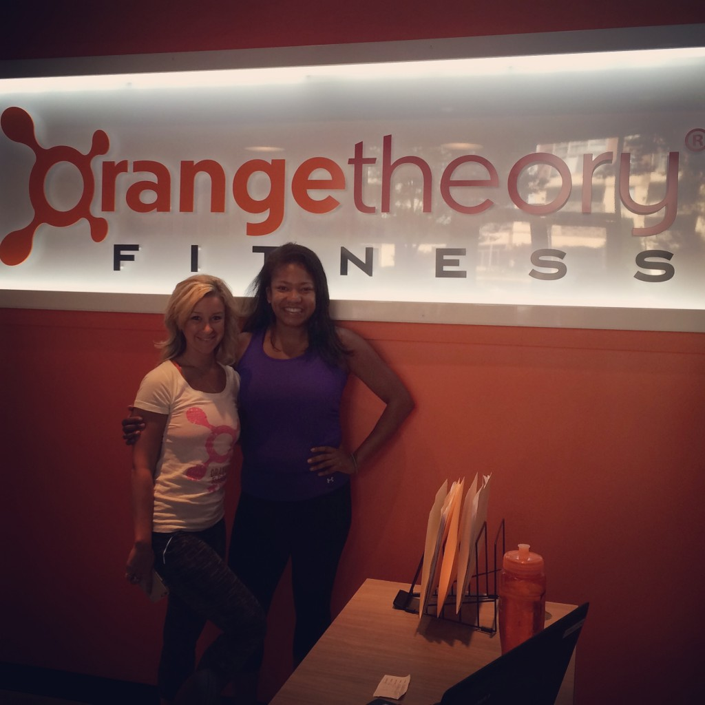 Orangetheory's Shayna Eisenberg and Angelica Talan