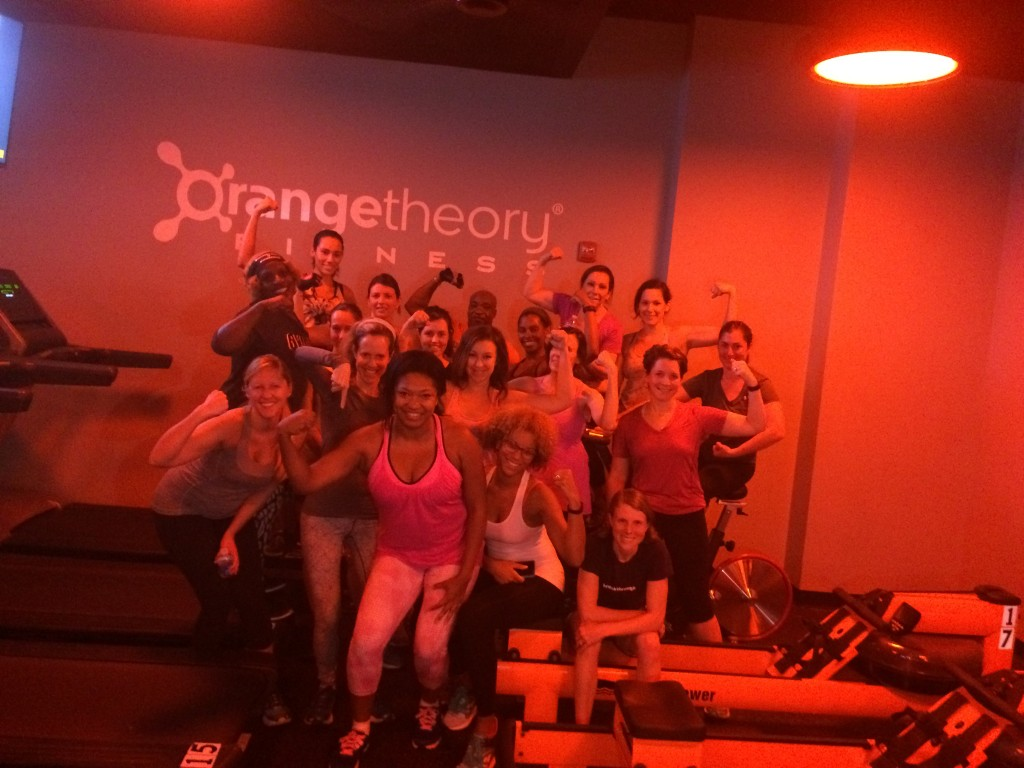 Orangetheory Fitness Ballston