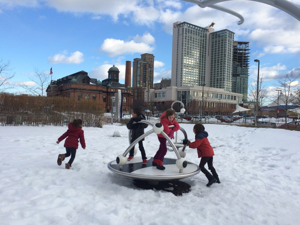 Baltimore with kids