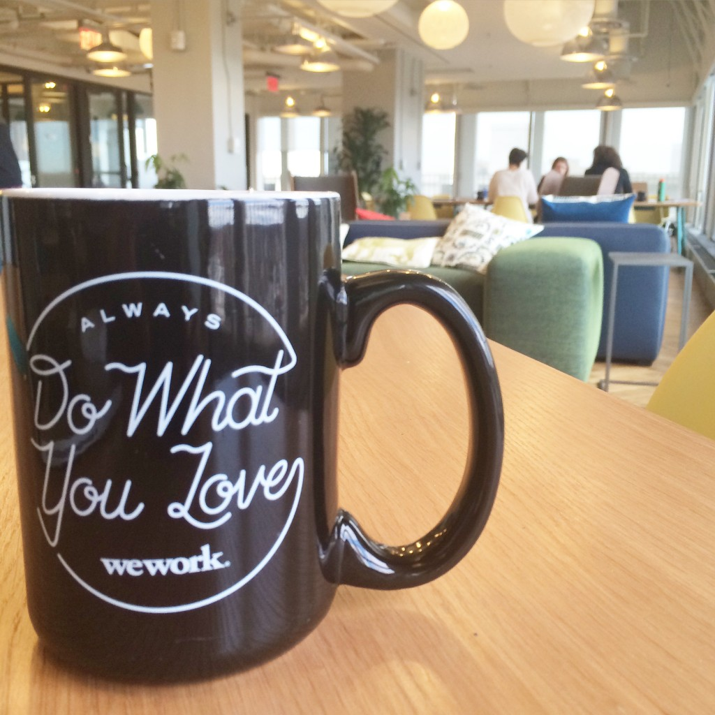 WeWork: Perfect Co-Working Space