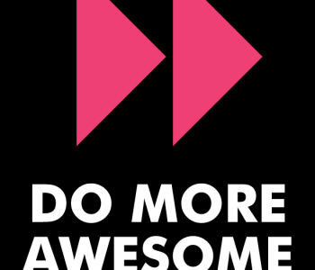 Do More Awesome!