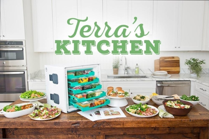 Terra's Kitchen - Angelica In The City