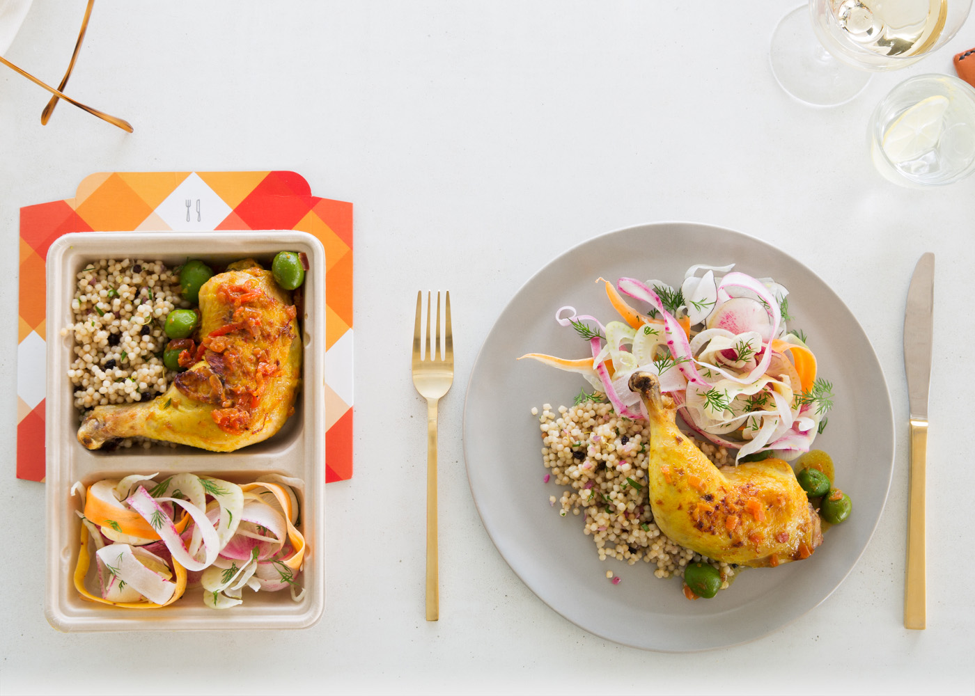 Munchery - Angelica In The City