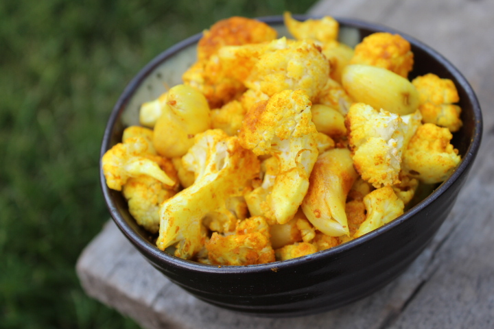 Turmeric-Roasted-Garlic-and-Cauliflower-Angelica-In-The-City
