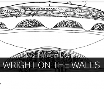 In The City: Wright On The Walls at National Building Museum