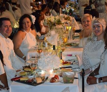Dîner en Blanc DC 2017 + A Giveaway From Fresh Direct