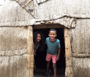 A Weekend in Williamsburg: Jamestown Settlement