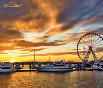 This Is How You Harbor: A Weekend at The National Harbor