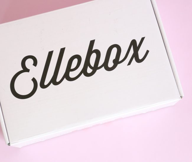 It's That Time of the Month with Ellebox