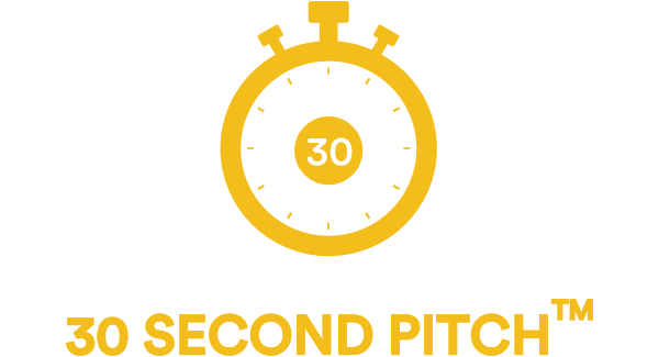 30-Second-Pitch