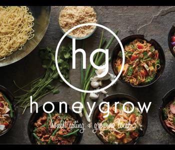 Discover honeygrow Now Open at Tyson's Corner