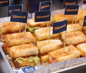 Melty Fest DC with Tillamook at Little Red Fox