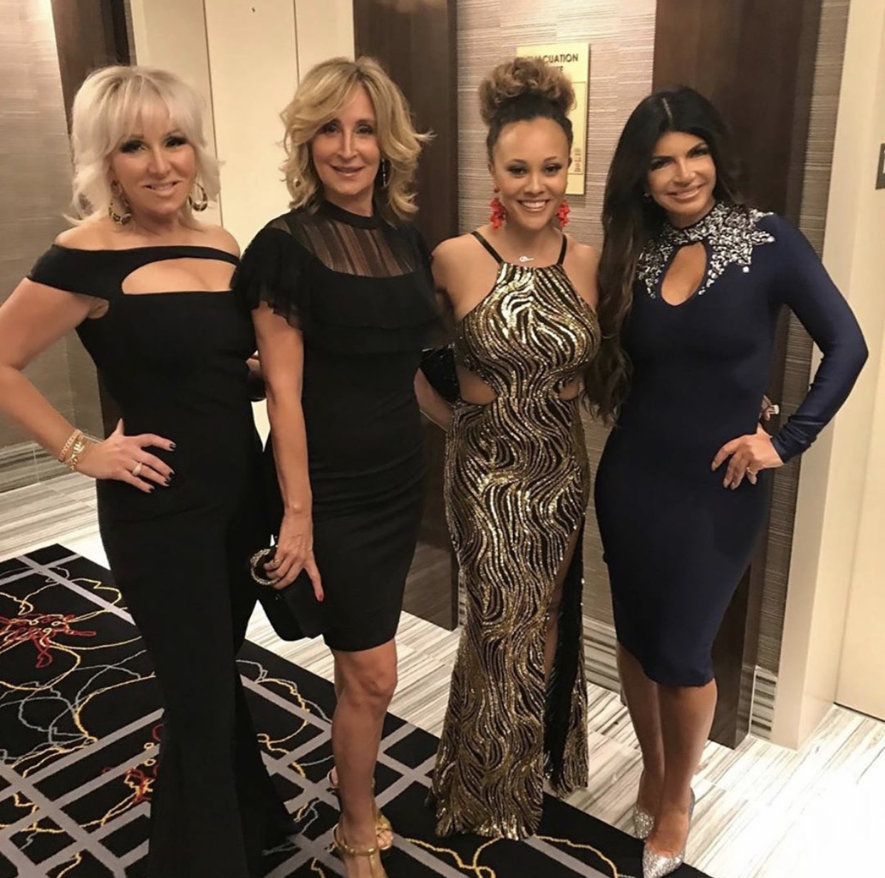 A Night at Live! Hotel & Casino with The Real Housewives
