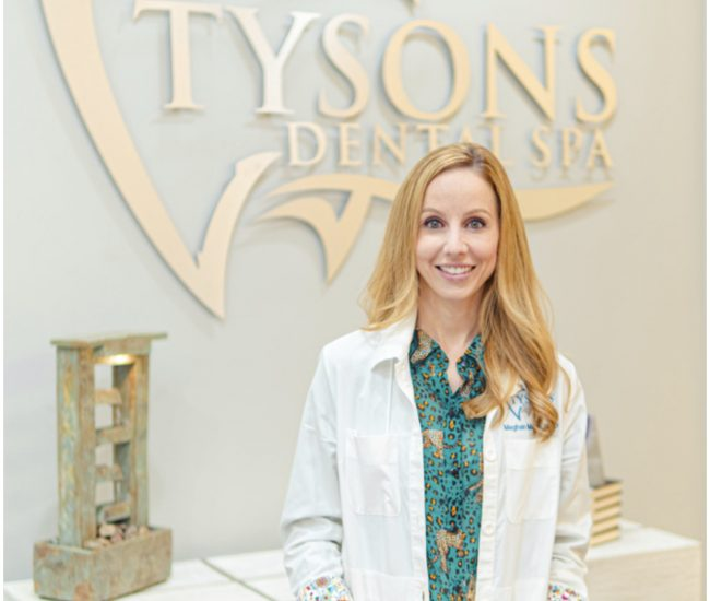 Zoom Whitening With Dr. Molina & Tysons Dental Spa