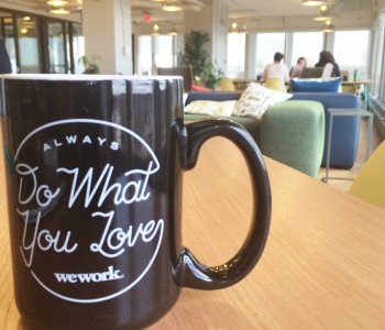 WeWork: A Perfect Co-Working Space for Bloggers & Creative Entrepreneurs