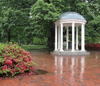 A Weekend in Chapel Hill, North Carolina