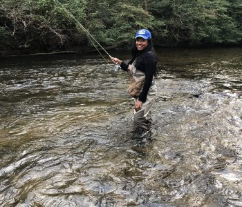 Family Fishing Weekend in Cumberland Valley Pennsylvania